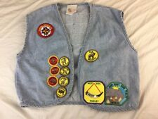 Kids ROYAL RANGERS Vest With Patches Patch Lot 29 Patches