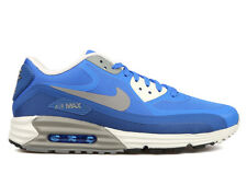 NIKE AIR MAX LUNAR 90 WR 654471-401 Size 9.5 HYPER COBALT LIGHT ASH GYM BLUE
