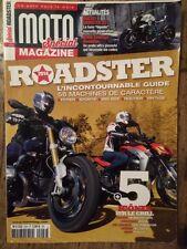 Moto Magazine Sp 22 - Special Roadster 2014 + Ducati Monster 1200 Kawasaki Z1000