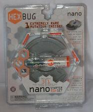 Hex Bug Nano Starter Set Hexbug Habitat Kit Sealed Innovation First