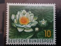 Germany - 1957 - Nature Protection Day. - 1 stamp set  - MNH