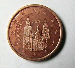 PIECE 5 cent euro ESPAGNE 2009