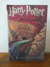 "1st US TRADE PRINTING! ""Harry Potter and the Chamber of Secrets"" VG-/VG-"