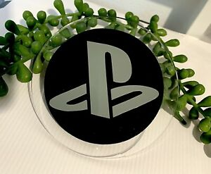 Playstation Acrylic Cake Topper