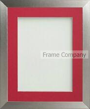 Frame Company SIMPSON GAMA PLATA Marcos de foto con Montaje