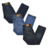 Polo Ralph Lauren Mens Dungarees Relaxed Stretch Fit Denim Bottoms New 33 34 36
