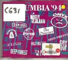 (CK145) Columbia '94 sampler, 13 tracks - 1994 DJ CD