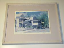 Robert E. Kennedy The Eden House, Key West Ltd Edition Signed Print