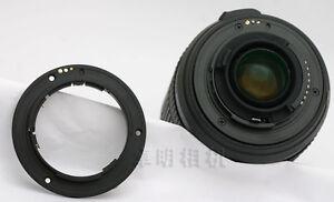 New Metal Bayonet Mount Ring for Nikon AF-S 18-55 & 18-105 & 18-135mm Lens