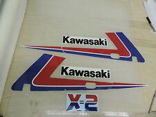1987 Kawasaki X2 Jet Ski Decal Set 7 Pieces JETSKI
