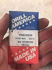 HS Nitrite Drill (size #45) Drill bit (12 pack)