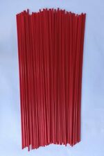 "500 Pack of 36"" Long Driveway Markers Snow Plow Stakes Poles Red"