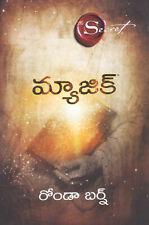 The Magic - Jaadoo by Rhonda Byrne Book in Telugu