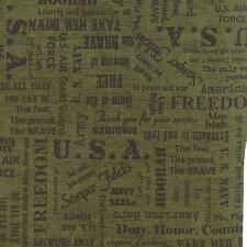 Moda Fabric ~ Because of the Brave ~ 1 /2 yard   ~  32950-15~100% Cotton
