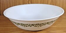 "Corelle 8 1/2"" CRAZY DAISY SPRING BLOSSOM Vegetable Serving Bowl"