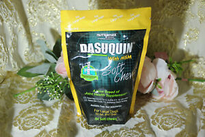 Dasuquin with MSM for Large Dogs (84 Soft Chews) EXP 01/2023