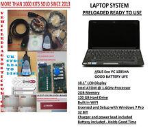 Laptop Lexia 3 C interfaz de diagnóstico de Peugeot Citroen PP2000 V50 DIAGBOX proxia