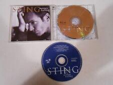 STING-MERCURY FALLING-LIMITED AUSTRALIAN TOUR EDITION-2 CD SET-AUSTRALIA-1996