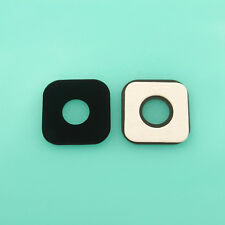 3 X New Back Rear Camera Lens Cover+ Adhesive Sticker Replacement For HTC One M9