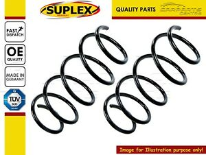 FORD FIESTA 2.0 ST150 2004-2008 REAR SUSPENSION 2x COIL SPRINGS NEW PAIR 1342461