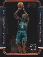 2003-04 Bowman Chrome New Orleans Hornets Basketball Card #33 Darrell Armstrong