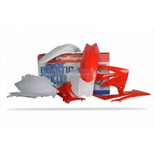 Kit Plásticos Polisport Honda MX-CRF250 10-13/CRF450 09-12 ('11 Estilo Panel Lateral
