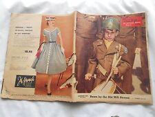 TODAY...THE PHILADELPHIA ENQUIRER SUNDAY MAGAZINE-APRIL 22,1956-DRUMMER BOY