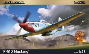 EDUARD 82102 P-51D Mustang™ in 1:48 ProfiPACK!!
