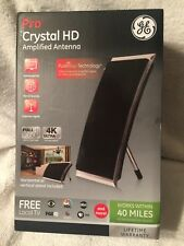 GE 34134 Pro Crystal HD Amplified Antenna - Indoor new in box