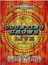OFFICIAL REX RAY COLLECTION STORE - Rex Ray - COUNTING CROWS POSTER 2000