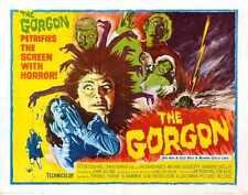 Gorgon Poster 02 Metal Sign A4 12x8 Aluminium