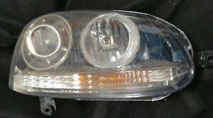 08 Volkswagen JettaPassenger Side Side HID Xenon Headlight & Ballist - Clean!