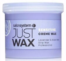 Just Wax 450g for Waxing and Hair Removal by Salon System