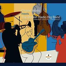 Charlie Watts The Danish Radio Big Band - Charlie Watts Meets The Danis (NEW CD)