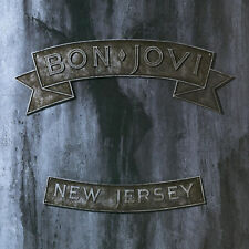 BON JOVI New Jersey 2LP Vinyl 2016 Reissue New & Sealed