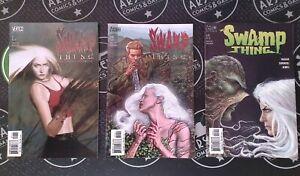 Swamp Thing #1-20 + Bonus 2000-01 Vertigo DC Complete Set Brian K. Vaughan