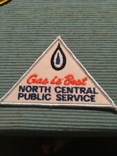 Gas Is Best North Central Public Service Patch