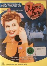 I Love Lucy The Quizz Show Time Life Region 4 DVD Sealed