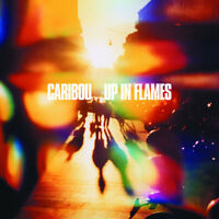 """CARIBOU - Up In Flames (NEW 12"""" VINYL LP + CD) BLACK FRIDAY 2018 RSD"""