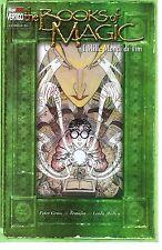 fumetto The BOOKS of MAGIC libro X - I mille mondi di Tim - ed. Magic Press