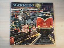 Catalogue Marklin 1962 1963 Complet en FRANCAIS