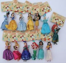 13 Disney Princess Sketchbook Ornaments Snow White Cinderella Aurora Ariel Belle