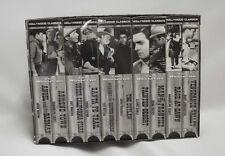 Hollywood Classics: The Westerns 5 Volume Set (VHS/EP, 10-Tape Set) NIB 1994