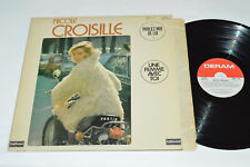 NICOLE CROISILLE Parler Moi De Lui LP Deram Records Canada XDEF.105 Pop VG/VG