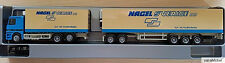 Herpa Exclusive Series - Mercedes-Benz - Nagel Group Sverige Giga Liner 1/87 (37