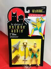 Vintage Batman the Animated Series Ra's Al Ghul MOC Kenner