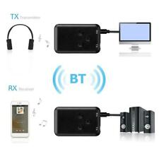 2in1 Bluetooth 4.2 Transmitter and Receiver 3.5mm Wireless Stereo Audio Adapter