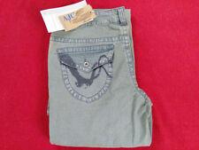 Stonewashed Damen-Jeans in Kurzgröße Hosengröße 17