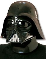 Deluxe Darth Vader Star Wars Halloween Fancy Dress Costume Outfit Mask Helmet