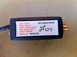 GPS Speed Sender